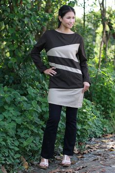 BUY 1 GET 1 FREEM252Have a nice time.Blouse by giftbywish on Etsy