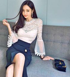 Fashion Models, Fashion Outfits, Womens Fashion, Really Pretty Girl, Asian Fashion, Chinese Fashion, Asia Girl, Korean Model, Beautiful Asian Women