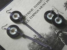 Old School Cassette Tape Earrings! in jewelry with Tape Jewelry earings