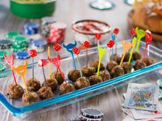Mini Meatballs Recipe (Trisha Yearwood)