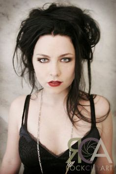 Amy Lee- there is a tutorial on this hairstyle on youtube