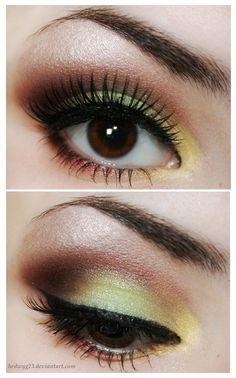Tiana make-up-techniques