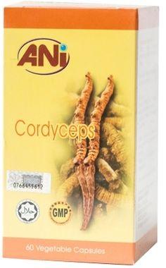 TOP výrobok:Ani Cordiceps  Balenie: 60 kapsúl x 450mg  Čo je Cordyceps? Cordyceps sinensis ,tiež známa ako Dong Cao Chong Xia v čínštine alebo Tochukaso po japonsky. Má dlhú históriu liečivých účinkov od staroveku. Štyri hlavné liečivé zložky Cordycepsu sú: Cordycepín - Má protinádorové a protistarnúce účinky, obsahuje antioxidanty, proticukrovkové a imunitné posilňovače. 37,70 €