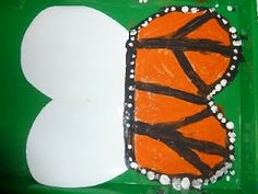 exploring symmetry with kids through butterflies and art