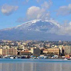 Catania, Mount Etna.