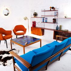Check out Perlapatrame's gorgeous Scandinavian & Industrial pieces –– Shop at Pamono