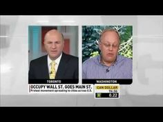 Chris Hedges schools CBC Kevin O'Leary on the crookedness of capitalism in current financial institutions