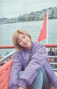 in Swiss Jeongyeon Suwon, Nayeon, Kpop Girl Groups, Korean Girl Groups, Kpop Girls, Twice Jungyeon, Twice Kpop, Twice Wallpaper, My Girl