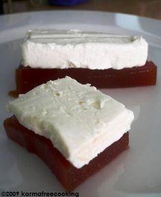 Guava Paste and Cream Cheese