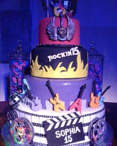 Torta rockera
