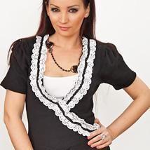 DIY Tutorial: DIY Printed Pattern / DIY fantastic: Feather print vest top - Bead&Cord