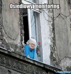 Osiedlowy monitoring.