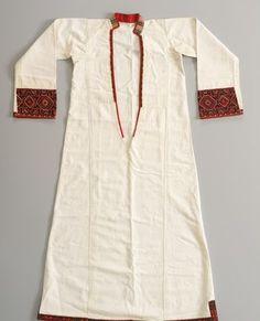 Macedonian linen shift