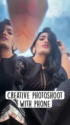 Studio Photography Poses, Portrait Photography Poses, Photography Poses Women, Photography Editing, Creative Photography, Photo Editing, Origami Lily, Creative Photoshoot Ideas, Stylish Photo Pose