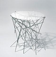 Fernando + Humberto Campana . blow up table