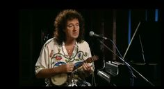 Brian May ukulele (Queen)