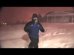 Watch Jim Cantore From the Weather Channel Totally Win at His Job Weather Storm, Wild Weather, Jim Cantore, It's Snowing, May We All, Meteorology, The Weather Channel, Future Career, Yahoo News