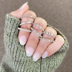 Create a stack that is unique to your style! 💫