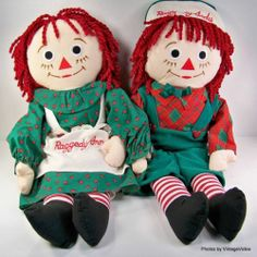 Raggedy ANN and ANDY 24