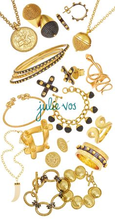 Jewelry by Julie Vos
