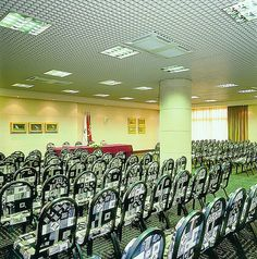 Confrence Room at Hotel Alvalade. Quote & Book: http://www.south-african-hotels.com/country/angola/hotels/