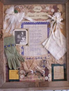 Remembering Someone Special Shadowbox
