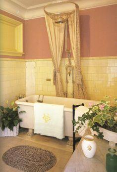 Biltmore House- 2nd Floor- Edith Vanderbilt's Bathroom