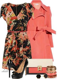 """""""OASIS Dress"""" by christa72 ❤ liked on Polyvore"""