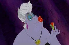 """17 Veces en que Úrsula de """"La Sirenita"""" te entendió"""