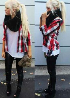 Winter. Teen Fashion. By- Lily Renee♥ (iheartfashion14)  PS. See similar content at http://www.fashionisly.com/