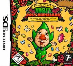 Freshly-Picked Tingle's Rosy Rupeeland (2006, Nintendo DS) - Available only in Europe and Japan