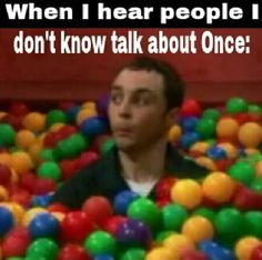 Exactly THEN IM LIKE NICE TO MEET YOU IM OBBSESSED WITH THAT SAME SHOW. 5 HOURS LATER BESTIES