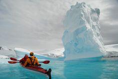 Antartica Kayaking