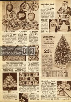 This Photo was uploaded by FrauleinLin. Vintage Christmas Photos, Victorian Christmas, Vintage Christmas Ornaments, Retro Christmas, Vintage Holiday, Christmas Baubles, Christmas Catalogs, Christmas Books, All Things Christmas