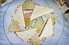 Cake-mix-sprinkles-sandwich by imtopsyturvy.com, via Flickr