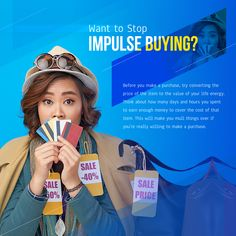 Want to Stop Impulse Buying? Group, Business, Stuff To Buy, Store, Business Illustration