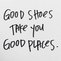 #goodShoes%