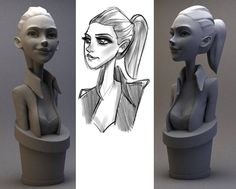 Image result for stylised 3d characters