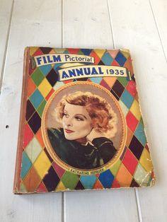 VINTAGE FILM PICTORIAL ANNUAL 1935