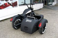 08Motorcycle Sidecar
