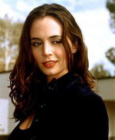 Faith Lehane from 'Buffy The Vampire Slayer'