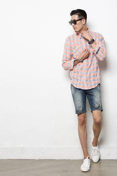Men's summer fashion #menstyle #menfashion #kfashion