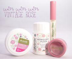 alverde vintage rose