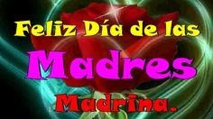 Por ser tan especial hoy quiero desearte muchas felicidades madrina en el día de las madres.