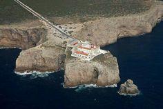 Farol de S. Vicente em SAGRES - Algarve Portugal