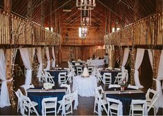 #kfb_events #rentals #PrattPlaceWedding #BarnWedding #NavyandGold #Sequin | pip and drape | white sheer drapes | reception layout | wedding cake table | lace table