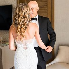 That back! Beautiful @inesdisanto #inesdisanto bride Katie Sunner! She got married at the Ritz Carlton Sarasota with wedding design by Lisa Stoner. Photo by @bricibenephoto