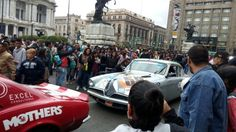 Carrera panamericana bellas artes df