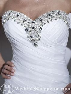 Order a Jacquelin 19906 Bridal Gown at The Wedding Shoppe today