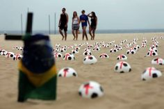 Glitter of Brazil's World Cup Hides Inequality, Corruption, Human Rights Abuses